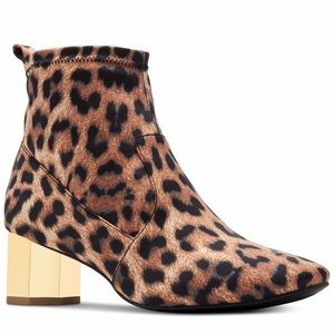 Katy Perry Leopard Bootie Size 8